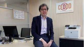 Francisco Olavarría Ramos, de CEDDD