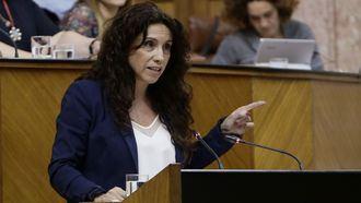 La consejera andaluza Rocío Ruiz
