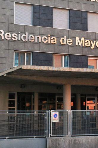 Residencia de personas mayores Adolfo Suárez en la Comunidad de Madrid