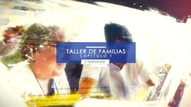¿Sabe cómo funciona el taller de familias de Amavir?
