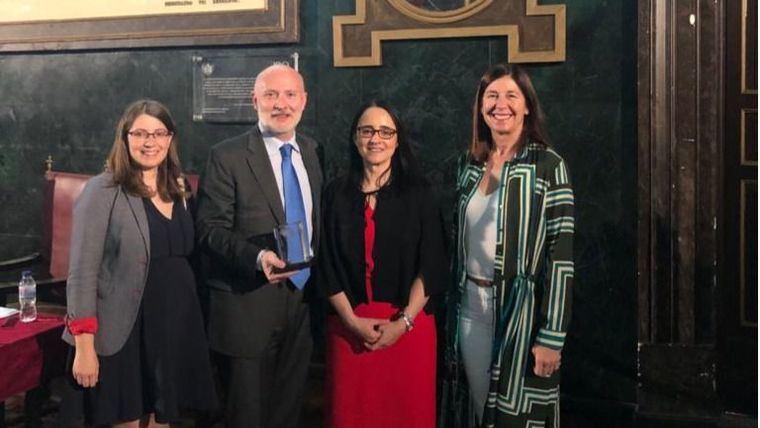 El proyecto Cuidar Bien de Sanitas Mayores, Premio Alzheimer 2018 de la Sociedad Española de Neurología