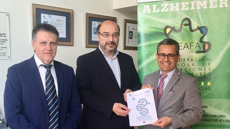 EULEN Socioanitarios y CEAFA presentan 'La Guía Alzheimer 2019 de Comunicación y Conducta'