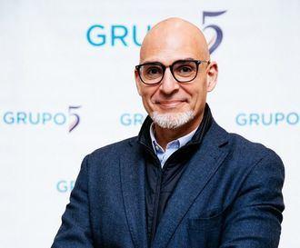 Guillermo Bell, presidente ejecutivo de Grupo 5