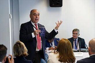 Primitivo Ramos Cordero, secretario general de la Sociedad Española de Geriatría y Gerontología (SEGG).