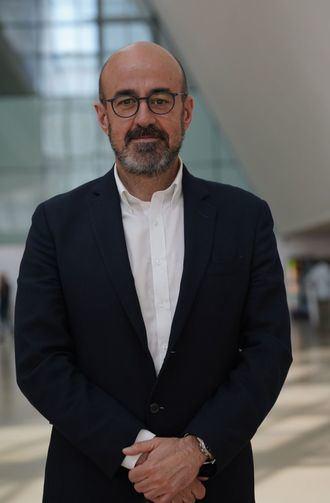José Augusto García Navarro, presidente de la Sociedad Española de Geriatría y Gerontología (SEGG).