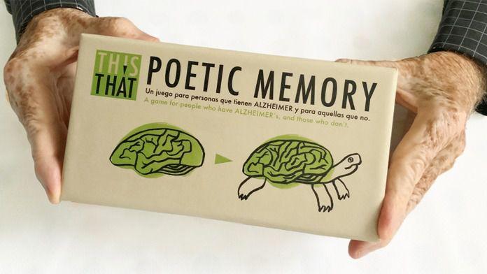 Poetic Memory, el juego para conectar con personas que conviven con la enfermedad de Alzheimer