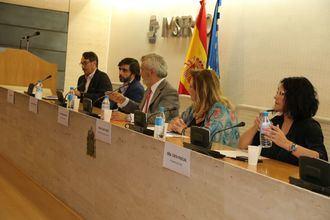 Mesa de Envejecimiento y Discapacidad del CEDD.