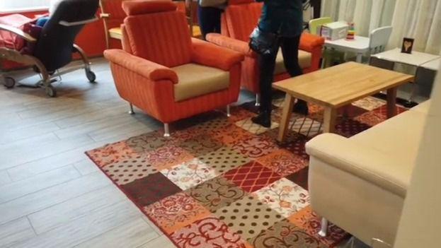 Viaje a la residencia Almacasa de Zurich en un piso de oficinas y viviendas