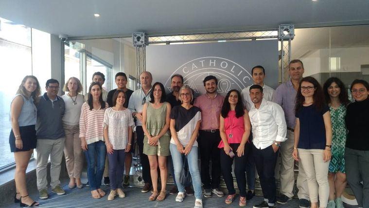 DomusVi asiste en Porto a la reunión de seguimiento del proyecto europeo FODIAC