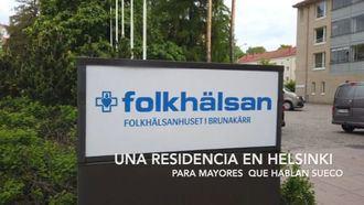 Una residencia en Finlandia en la que se habla sueco