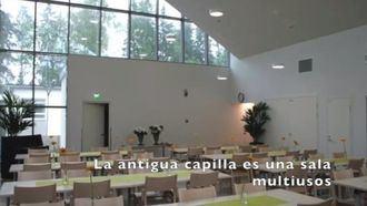 Transformaron una iglesia en una residencia de mayores