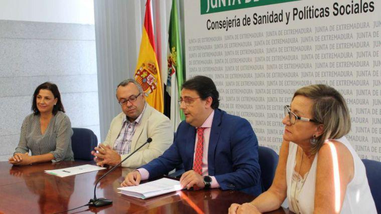 El Sepad reduce en 1.176 el número de personas pendientes de valoración en Extremadura