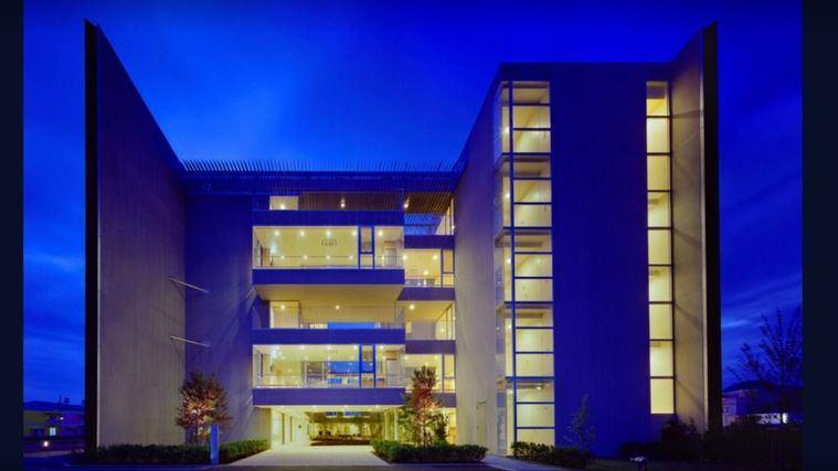 Arquitectura y Residencias: Idu Terrace en Japón o la capacidad de relacionar la naturaleza con las necesidades de los humanos