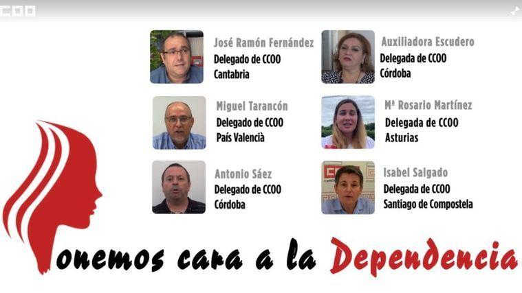 CCOO alerta del momento crítico de la Dependencia: lista de espera y precariedad laboral