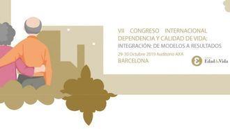 VII Congreso Internacional de Dependencia y Calidad de Vida: 'Integración: de modelos a resultados'