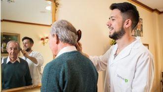 Logroño confía nuevamente en DomusVi para la gestión del servicio de ayuda a domicilio
