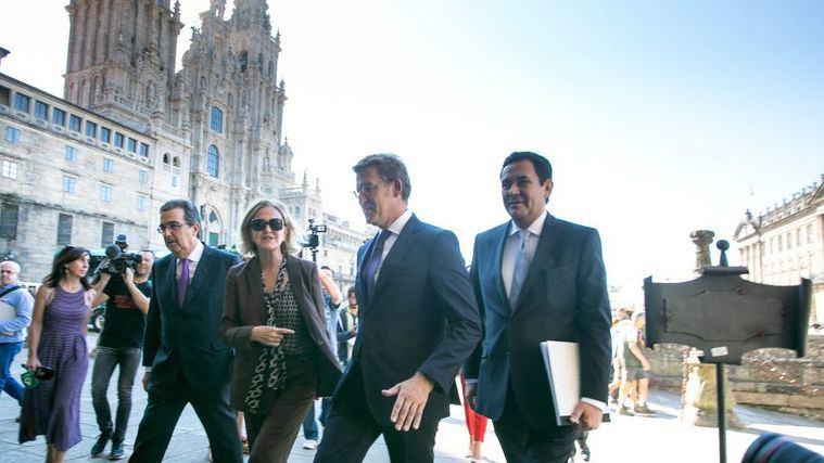 Amancio Ortega dona 90 millones de euros para la construcción de siete residencias que eran una