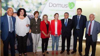 La Fundación DomusVi reúne por primera vez en León a expertos en los derechos de  las personas mayores.