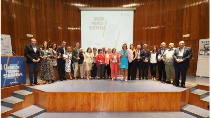 Grupo SENDA entrega sus X Premios
