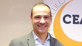 El presidente de Acalerte y miembro de Ceaps, Diego Juez