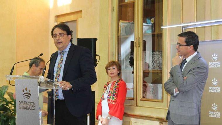 El vicepresidente segundo y consejero de Sanidad y Servicios Sociales, José María Vergeles.