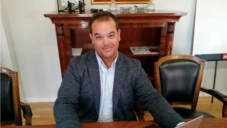 El director de Operaciones de Vitalia Home, Antonio Morales.