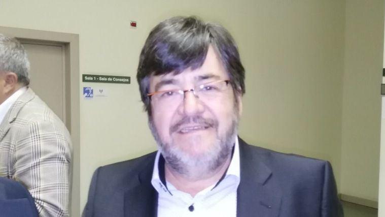 El presidente de Agarte, José Manuel Pazos.