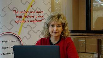 Paquita Morata, gerente de ARADE