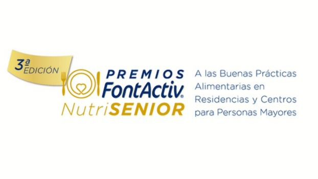 3ª edición de los Premios FontActiv NutriSENIOR a las Buenas Prácticas Alimentarias en Residencias y Centros para Personas Mayores