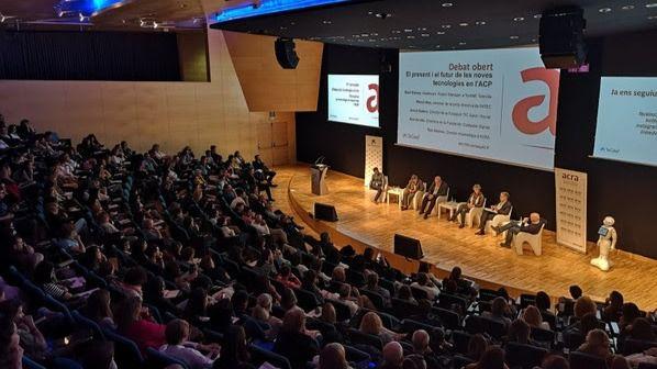 ACRA celebra la 5ª Jornada en ACP: Tecnología al servicio de la atención