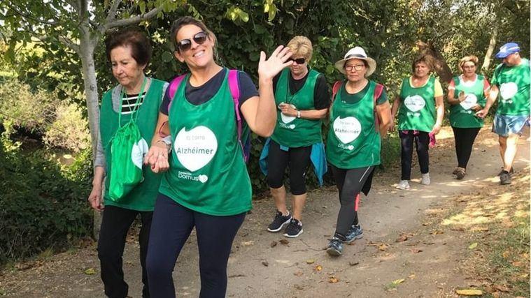 Visto en la red: 200.000 kilómetros contra el alzhéimer de la mano de la Fundación DomusVi