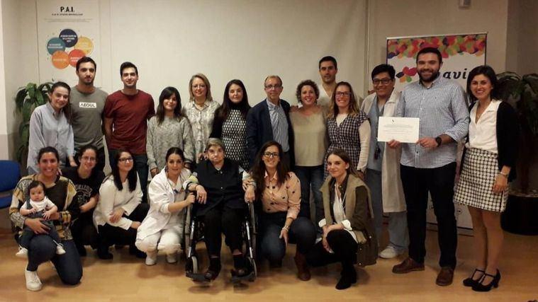 Amavir Villanueva logra el segundo puesto en el premio al mejor PAI de la Sociedad Madrileña de Geriatría