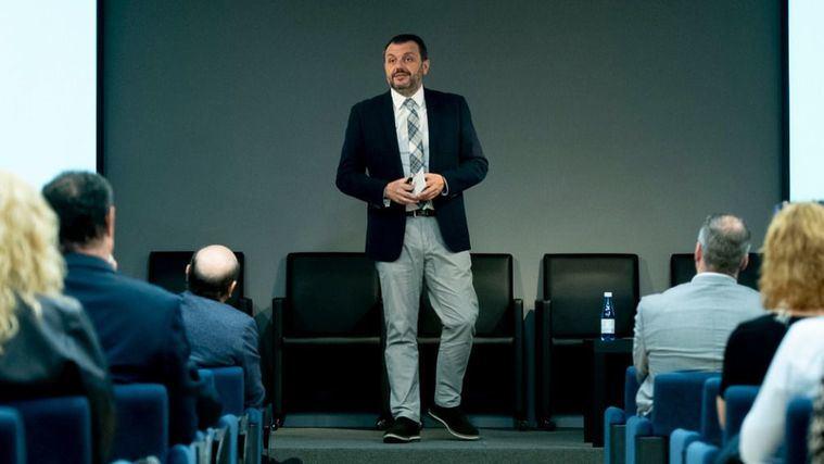 """José María Toro, de AERTE: """"Tenemos que trasmitir cómo afectamos positivamente a la sociedad"""