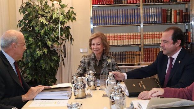 Patronato de la Fundación Reina Sofía