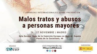 I Jornadas Intergeneracionales sobre prevención de los Malos Tratos y Abusos a Personas Mayores.