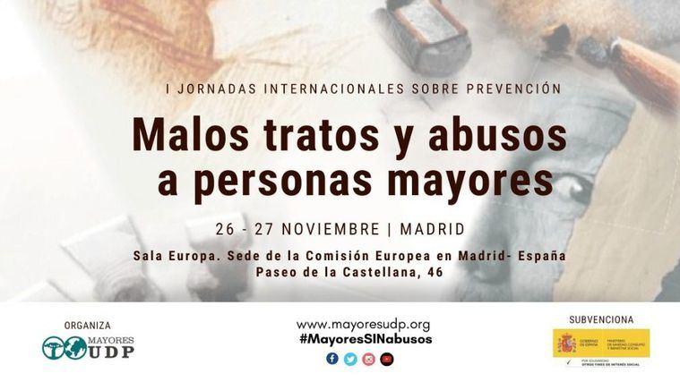 I Jornadas Internacionales sobre Malos Tratos y Abusos a Personas Mayores