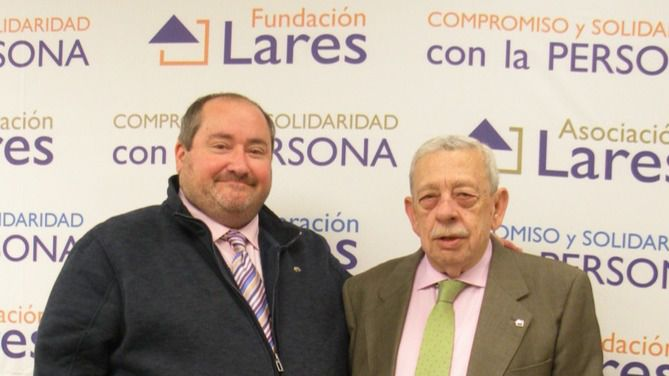 Lares lamenta el fallecimiento de José Manuel Olmedo, presidente de Lares Andalucía