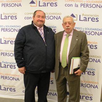 Juan Ignacio Vela y José Manuel Olmedo.