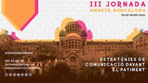 Amavir celebra la III Jornada Amavir Barcelona con el título 'Estrategias de comunicación ante el sufrimiento'