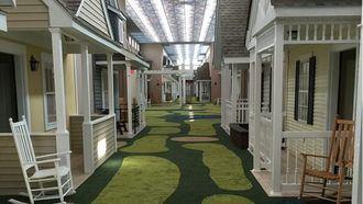 Una residencia en Ohio, EEUU, The Lantern