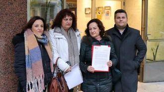 UGT presenta una carta a la CEOE donde denuncia el bloqueo de la negociación del convenio de dependencia.