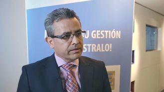El secretario de la SEGG, Alfredo Bohórquez.