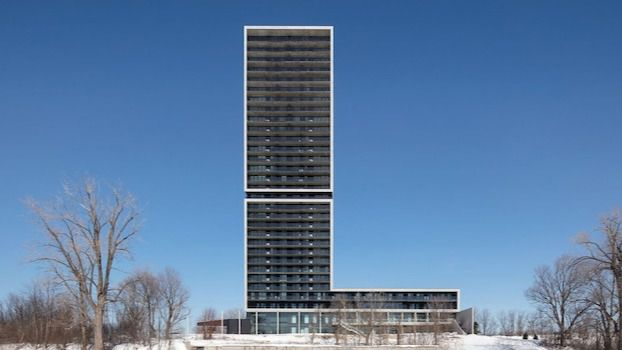Arquitectura y Residencias: 30 pisos que parecen más un hotel de lujo que un centro asistido