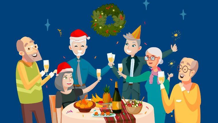 ORPEA abre sus centros para combatir la soledad de las personas mayores en Navidad