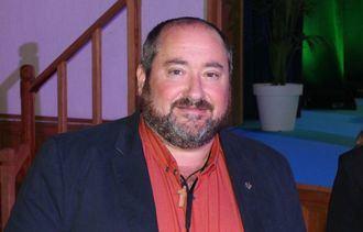 El presidente nacional de Lares, Juan Vela.
