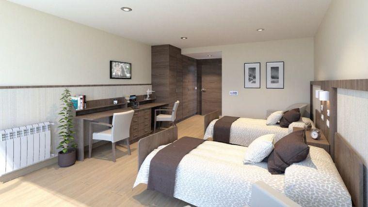 DomusVi gana la licitación y abrirá una nueva residencia para mayores en Tarragona