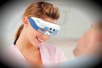 Gafas de realidad aumentada.