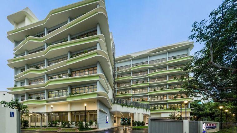 La residencia de personas mayores Thye Hua Kwan en Singapur.
