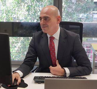 El director general de Emera España, Javier Romero Reina.