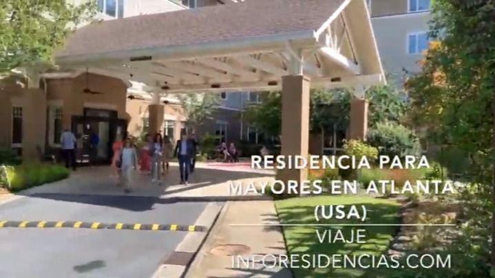 Canal Inforesidencias.com: Visita a una residencia en Atlanta (EEUU) con la alternativa Edén